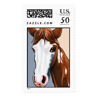 American Paint Willy Postage