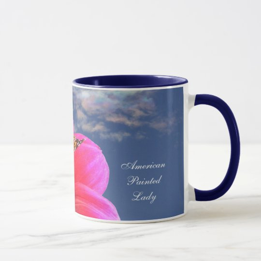 American Painted Lady 4 ~ mug