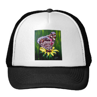 American Painted Lady Trucker Hat