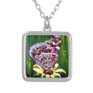 American Painted Lady Pendant