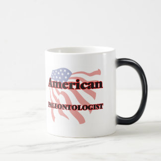 American Paleontologist 11 Oz Magic Heat Color-Changing Coffee Mug