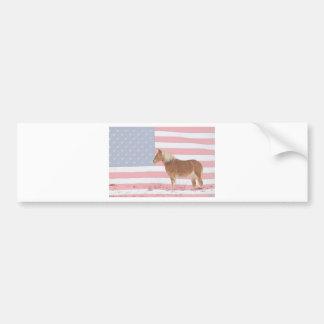 American Palomino Bumper Stickers
