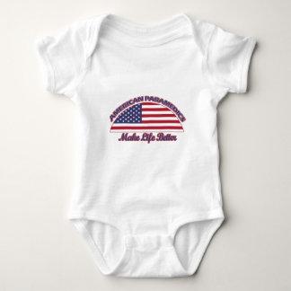 american Paramedics designs Infant Creeper