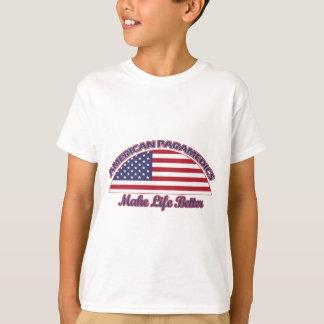 american Paramedics designs T-Shirt