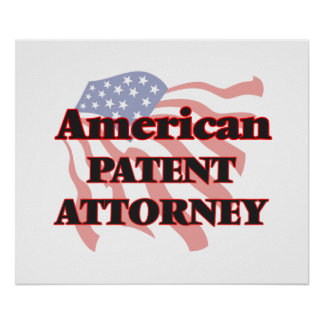 American Patent Attorney Poster