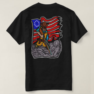 AMERICAN. PATRIOT COLOR T-Shirt