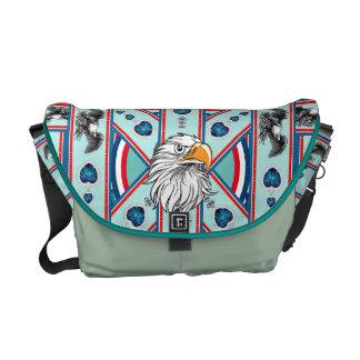 American Patriot Courier Bag