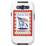 American Patriot Day Remember 911  Greeting Card Galaxy S3 Cover