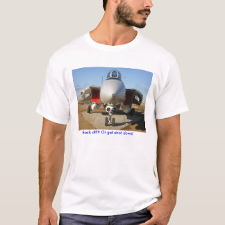 American Patriot - Fighter Aircraft - Customized T-Shirt