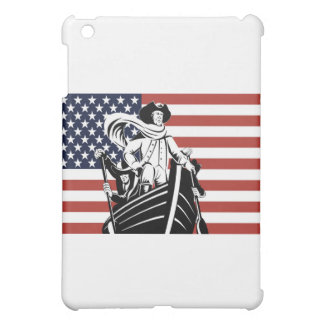 American Patriot Flag revolutionary leader Case For The iPad Mini