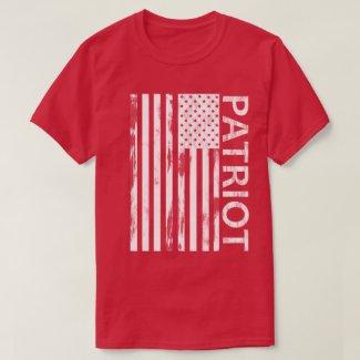 American Patriot Flag T-Shirt