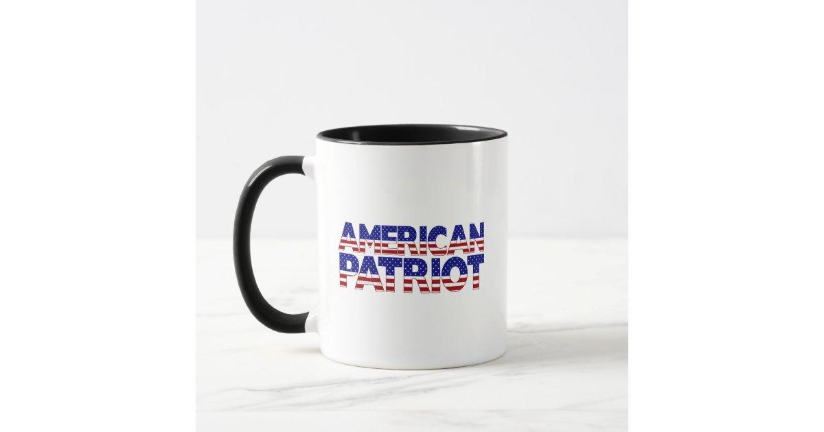 American Patriot Mug Zazzle Com