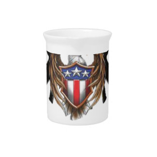American Patriot Ventures - Buy Guns Beverage Pitcher