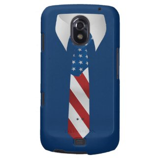 American Patriotic Businessman Samsung Nexus Samsung Galaxy Nexus Cover