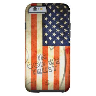 American Patriotic In God We Trust iPhone 6 case