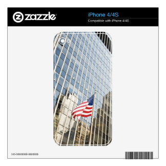 American Patriotism Skins For iPhone 4S