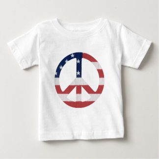 American Peace Sign Products! Baby T-Shirt