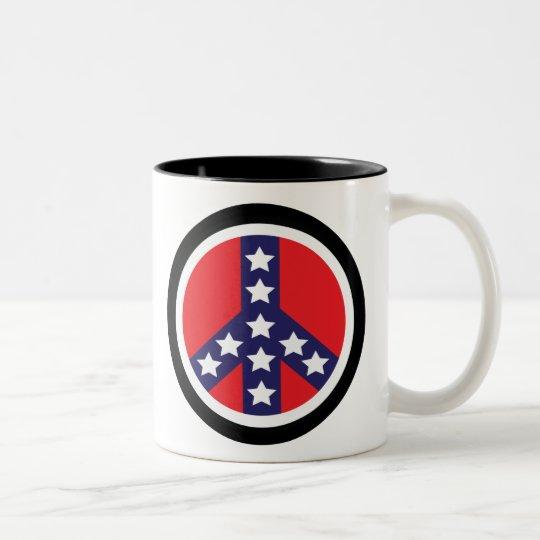 American Peace Two-Tone Coffee Mug