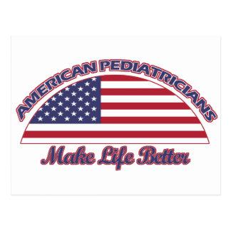 American Pediatricians designs Postcard