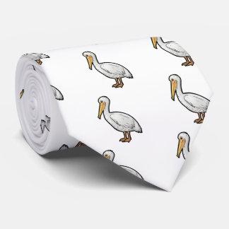 American Pelican Tie