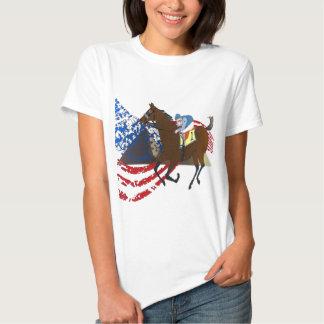 american pharaoh  horse racing design t shirt