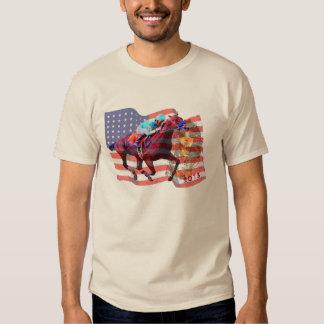 American Pharoah 2015 Men's T-Shirts