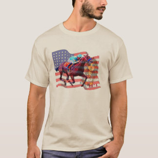 American Pharoah 2015 Men's T-Shirts
