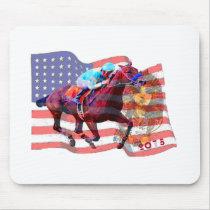 American Pharoah 2015 Mouse Pad