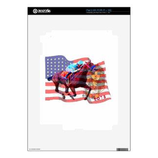 American Pharoah 2015 Skins For iPad 2