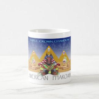 American Pharoah Triple Crown Tribute Mug