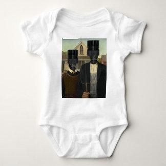 American Photographic Err Gothic Baby Bodysuit