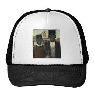 American Photographic Err Gothic Trucker Hat