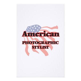 American Photographic Stylist Stationery