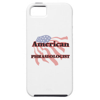 American Phraseologist iPhone 5 Cover
