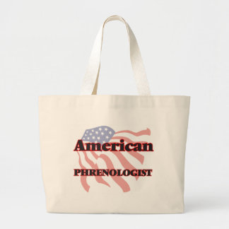 American Phrenologist Jumbo Tote Bag