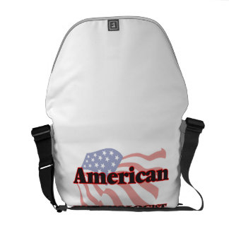 American Phrenologist Courier Bag