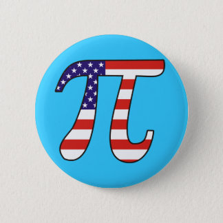 American Pi Button