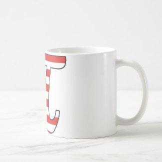 American Pi Coffee Mug