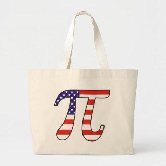 American Pi Large Tote Bag