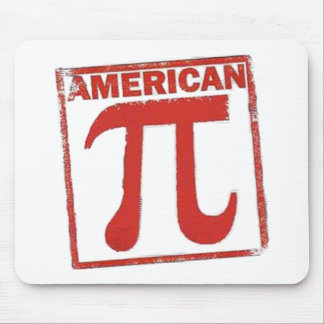 American Pi Mouse Pad