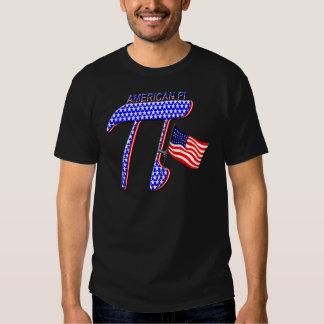 AMERICAN PI (PIE) - MATH HUMOR T-Shirt
