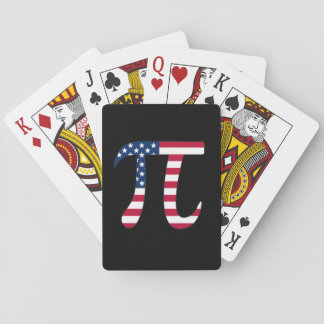 American Pi Playing Cards