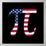 American Pi Posters