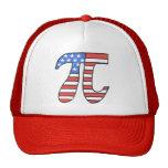 American Pi Trucker Hat