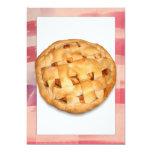 "American Pie 5"" X 7"" Invitation Card"