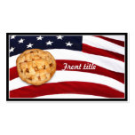 American Pie Business Card Templates