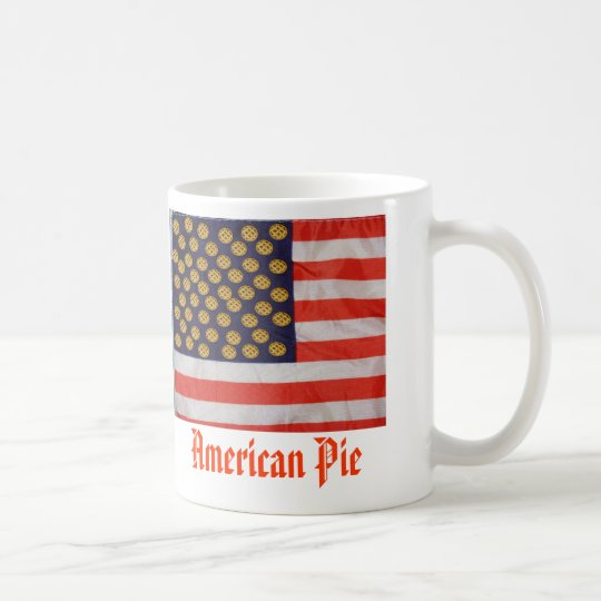 American Pie Coffee mug