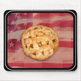 American Pie on Old Glory Mouse Pads