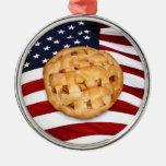 American Pie Ornament