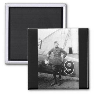 American pilot, 91st Aero Squadron_War image Magnet